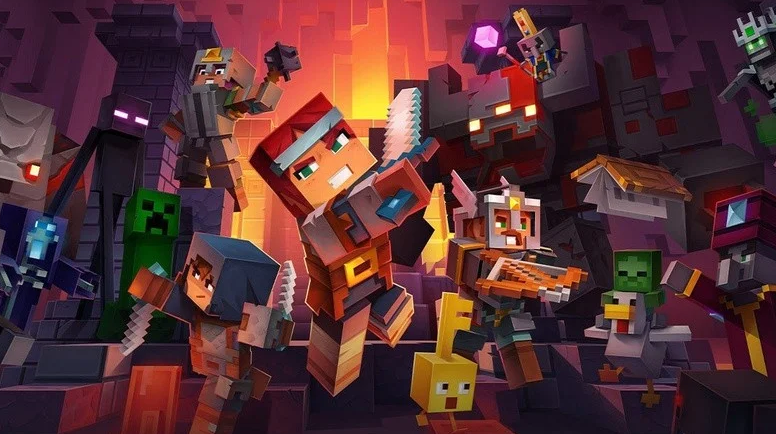 Minecraft Dungeons Is Your Next Nintendo Switch Online Trial